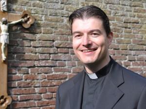 De auteur van Twitteren met God, Michel Remery