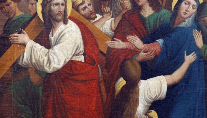 kruiswegstatie