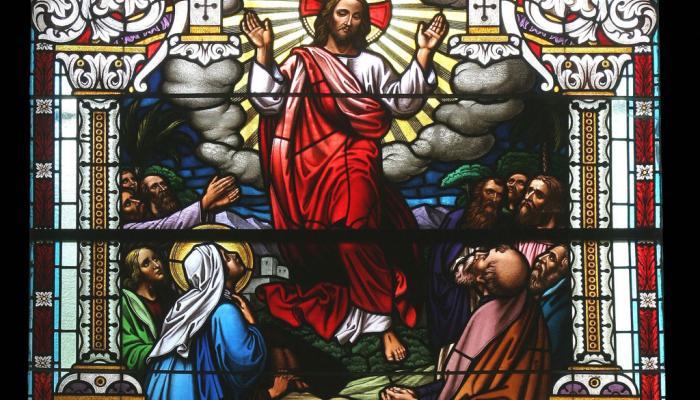 tenhemelopneming van Christus